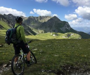Go biking in Morzine - spaces available